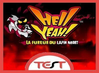 Hell Yeah! La Fureur du lapin mort